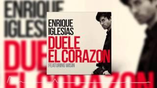ENRIQUE IGLESIAS FT. WISIN - DUELE CORAZON (DJ CRISTIAN GIL REMIX 2016)