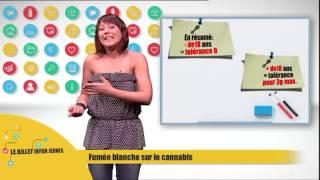 9 BILLET VIDEO   FUMEE BLANCHE SUR LE CANNABIS