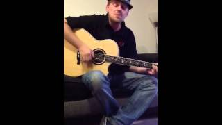 The Littlest Hobo - The Fall Guy theme tune cover