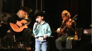 Maddox singing I'm from the Country cover by Tracy Byrd