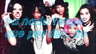 Sin tu amor (Miss Movin' On) - Fifth Harmony Lyrics