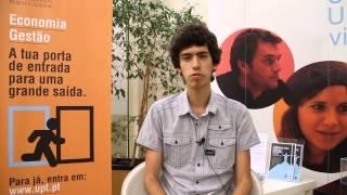 João Morais - 1º Ciclo de Economia