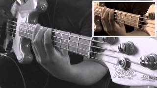 """Snarky puppy """"what about me"""" bass line"""