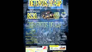 Gravação do DVD do Detentos do RAP
