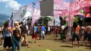 HADRA PSYTRANCE FESTIVAL 2010 Lans-en-Vercors