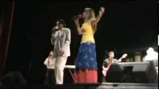Sandra & Ricardo- Apita o comboio, con arpa, cuatro y maracas 2010-11