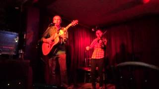 Stuart Forester & Carol Anderson Say Goodbye To Your Grimsby Lass Green Note London May 2015