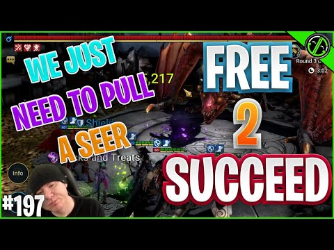 We HAVE To Speed This Dragon Team Up!! | Free 2 Succeed - EPISODE 197