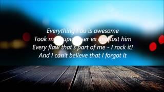 Nicole Cross - Awesome - letra