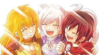 RWBY - Ruby, Weiss & Yang Reunion