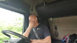 Ross the trucker sings Mental As Anything..Live It Up