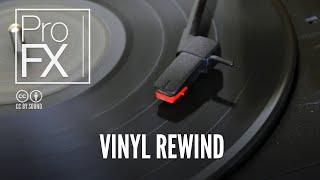 Rewind sound effect   ProFX (Sound, Sound Effects, Free Sound Effects)