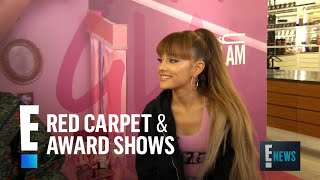 Ariana Grande Reacts to Mac Miller Romance Rumors   E! Live from the Red Carpet