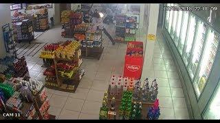 Policial Maria Mendes reage a assalto em Guaratuba