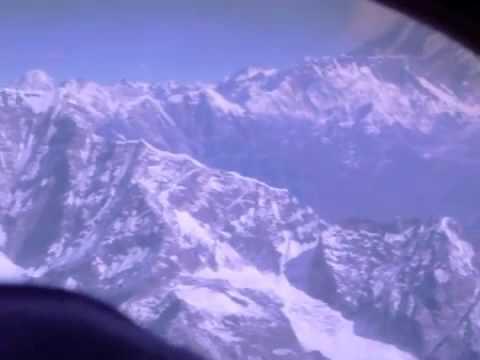 Mt. Everest — Mountain Flight