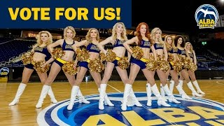 Vote for the ALBA Dancers at the EFES Euroleague Dance Challenge 2016!