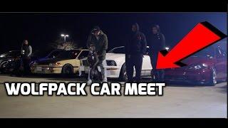 DMV: WOLF PACK CAR MEET !!!