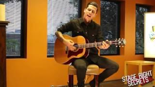 Devin Dawson Acoustic: Blind Man