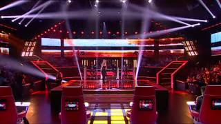 "Vanessa Martins - ""Objection"" Shakira - Tira-Teimas - The Voice Portugal - S2"