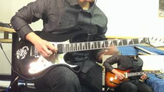 Pharrell Williams- Happy Electric Guitar Cover (HD)