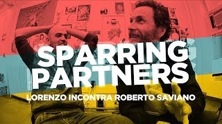 Sparring Partners - Lorenzo Jova e Roberto Saviano. Trailer