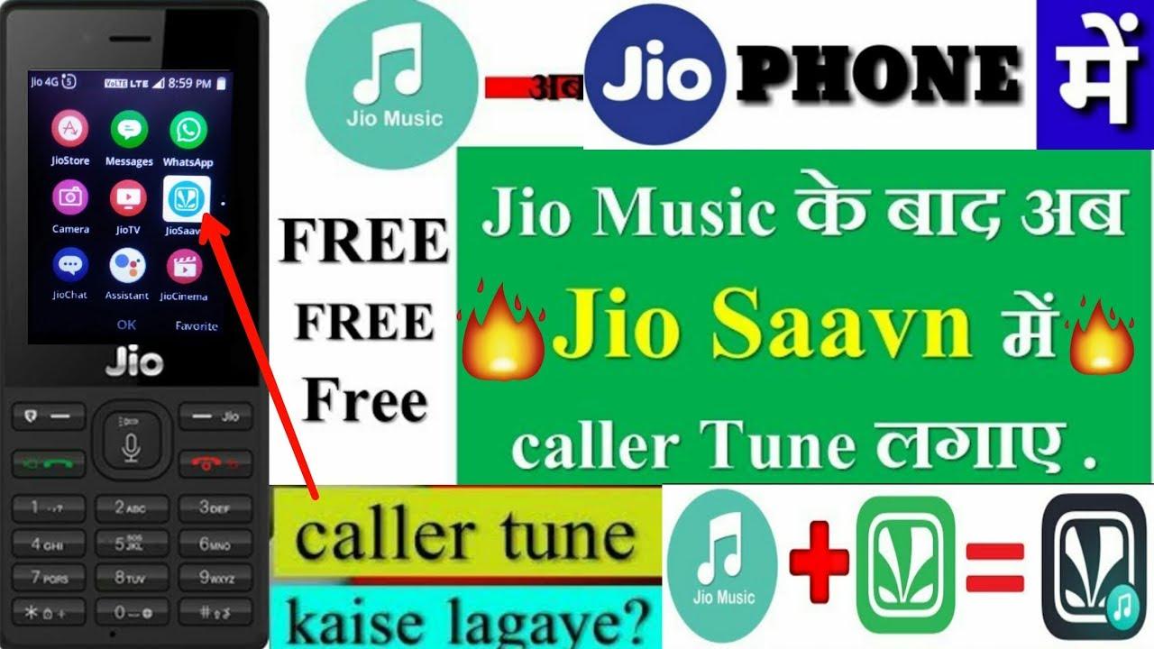 Download thumbnail for Jio phone me jio Caller tune kaise