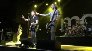 Down Goes Another One (Live) - McFLY ANTHOLOGY TOUR MANCHESTER 14/09/2016