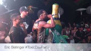 Eric Bellinger I dont want her live Toxic Day Party
