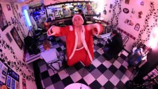 Gatien Harlem shake au bar de la tour