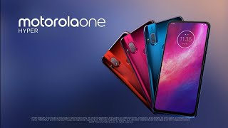 Motorola One Hyper Official Trailer Introduction