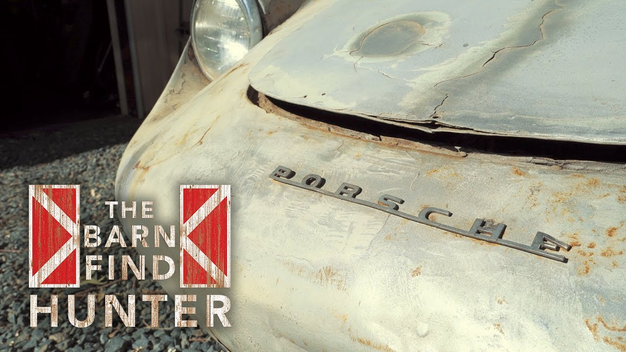 Barn Find Hunter: Frankenstein coach-built Porsche just scratches the surface