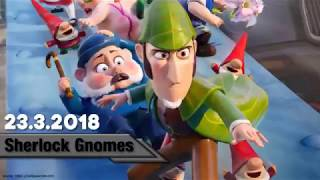 Top 10   Upcoming Animated Movies 2018   YouTube