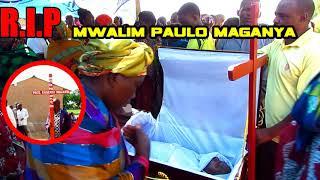 Mwana Ishudu  Msiba Wa Mwal Paulo Maganya