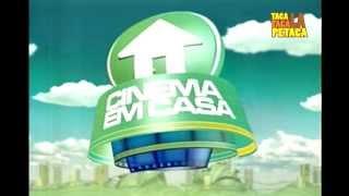 Cinema em Casa   Vinheta de Abertura (2009-2011)   SBT