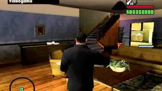 GTA San Andreas CJ's Mom Ghost