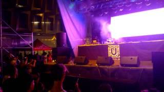 DJ Premier live Untold Festival - Full Clip