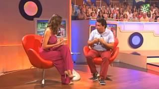 Entrevista Esperanza Garrido- gala 1 juniors 2º edición