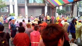 直播 2015 白沙屯媽祖徒步進香  琴音迎媽祖 2015/05/26 18:28