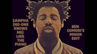 Sampha - (No One Knows Me) Like The Piano (Ben Gomori's Minor Edit)