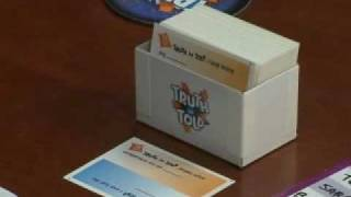 How to play Truth Be Told party game by Buffalo Games
