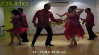 Clases de Baile en Queretaro - Studio d - Fitness Queretaro