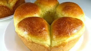 pãozinho de milho de latinha  na forma