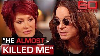 Ozzy Osbourne reveals he almost killed Sharon in drunken rage   60 Minutes Australia