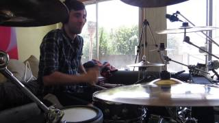 The Rock Show - Blink-182 Drum cover by Scheyjosh