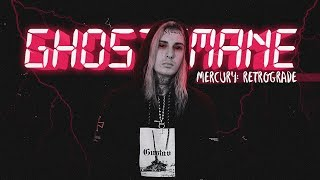 GHOSTEMANE - MERCURY: RETROGRADE / ПЕРЕВОД / WITH RUSSIAN SUBS