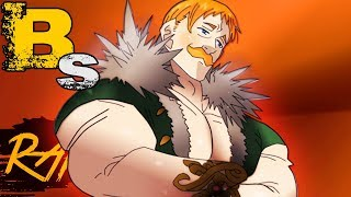 Rap do Escanor (Nanatsu no Taizai) BlackSagaro 116