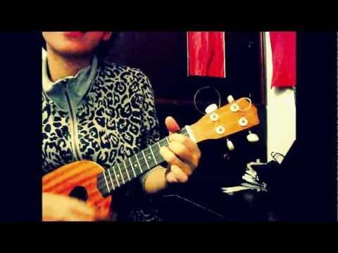 Roman Ketiga- White Shoes & The Couples Company (ukulele cover)