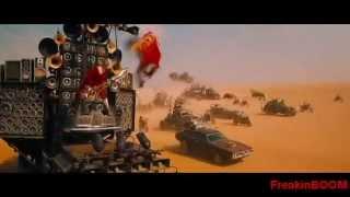 Mad Max: Fury Road music video