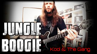Jungle Boogie (Rock Cover) - Liquid Charlie