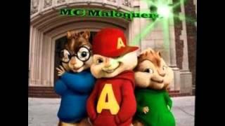 Mc Maloka - Paródia - Vou de Busão (Alvin e os Esquilos)